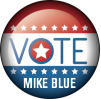 Vote Michael Blue